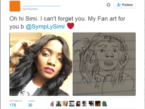 See Singer Simi